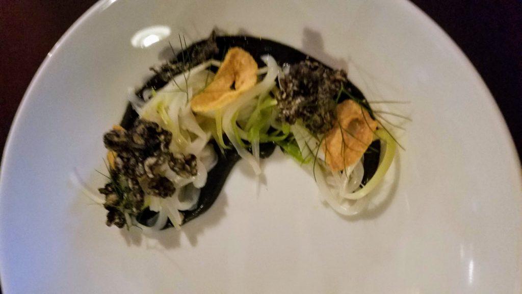 Holdfast, Portland foodie, haute cuisine, inventive seafood