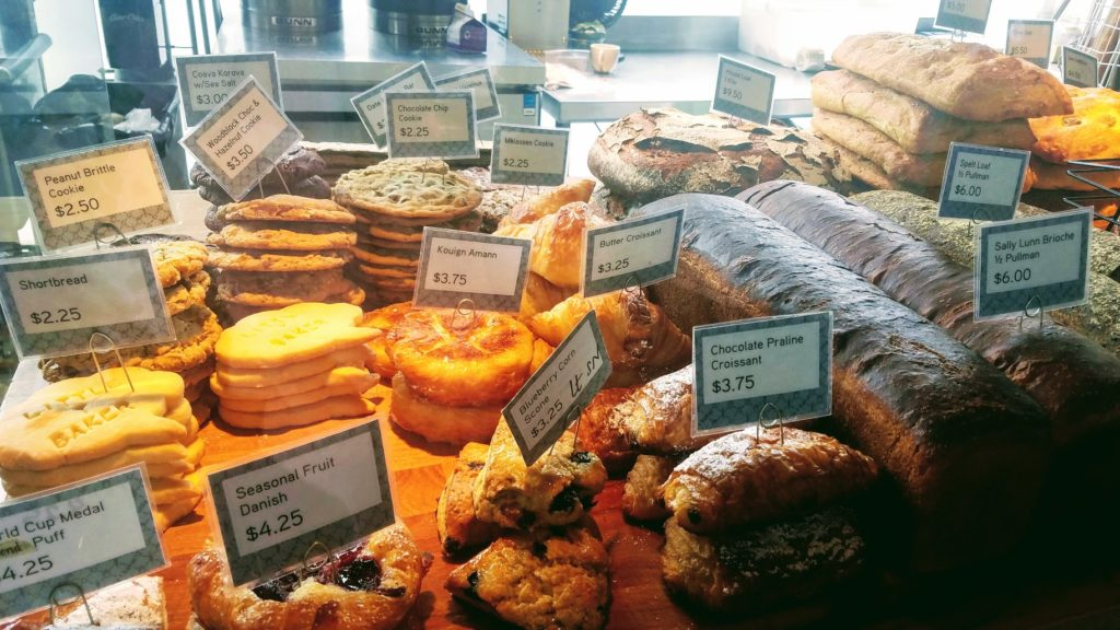 Portland by Mouth, Providore Fine Foods, Little T Baker, baked goods, artisan bread