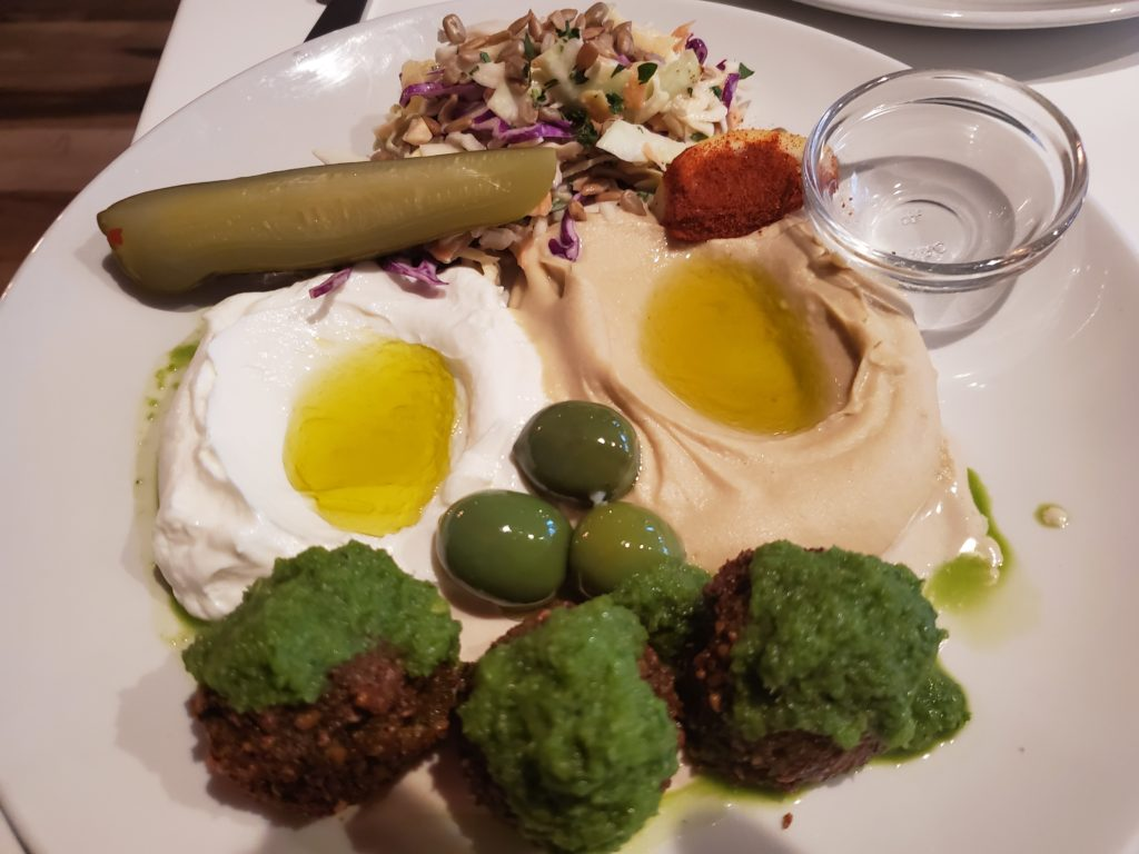 Get Your Israeli Street Food Fix at Shalom Y'all
