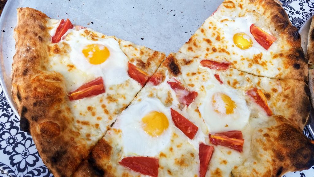 Portland's Pizza of Many Origins on Restaurant Row